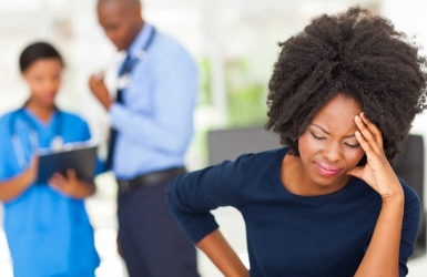 Is your gynecologist male? Here are things to keep in mind when you visit him