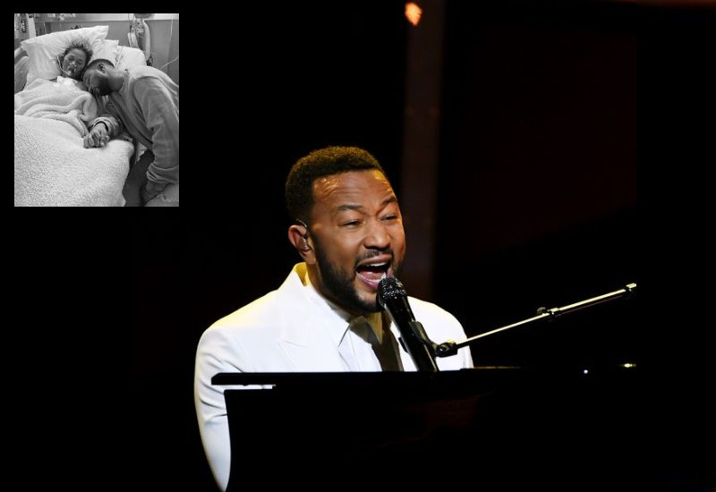 John Legend pays emotional tribute to wife Chrissy Teigen after tragic baby loss