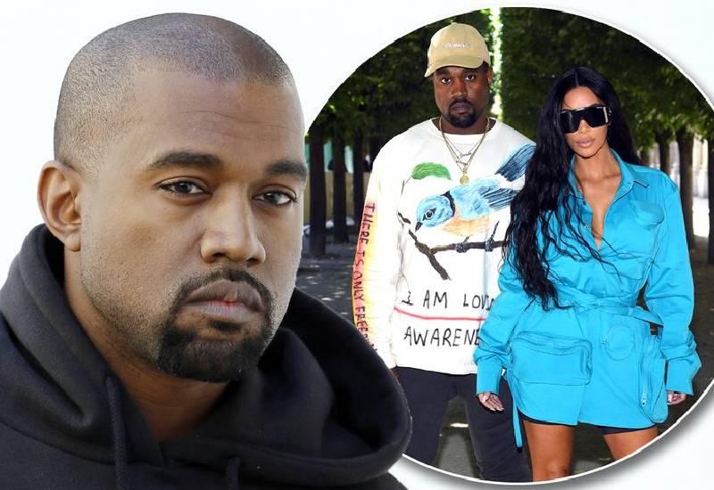 Kanye West still wearing wedding ring as Kim Kardashian linked to another man