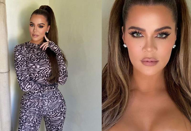 Khloe Kardashian transforms into sister Kim as she continues to change up her look