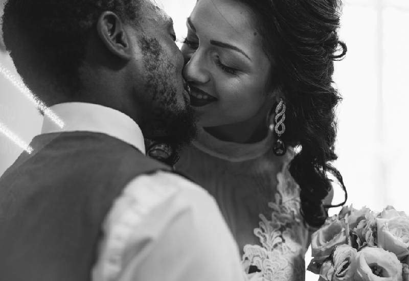 Man republic: Why 'you may kiss the bride' in weddings should stop
