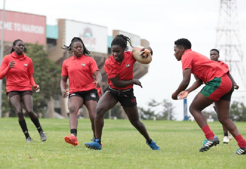 Meet Kenya Lionesses: Women rugby team ready to break records at the Tokyo Olympics