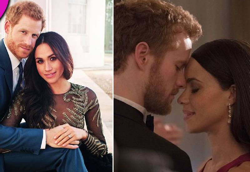 Meghan and Harry's Megxit being turned into movie called Escaping the Palace