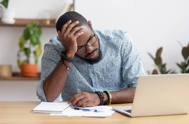 Men only: Breadwinners' money worries in hard times