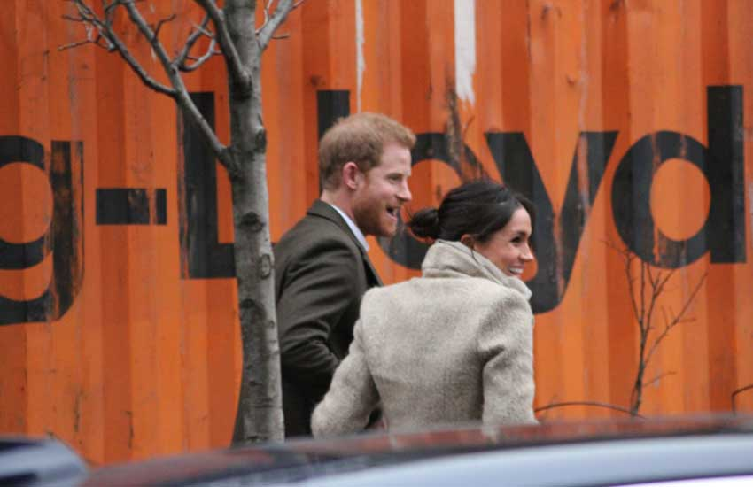 Men only: Is Meghan Markle the royal in-law from hell?