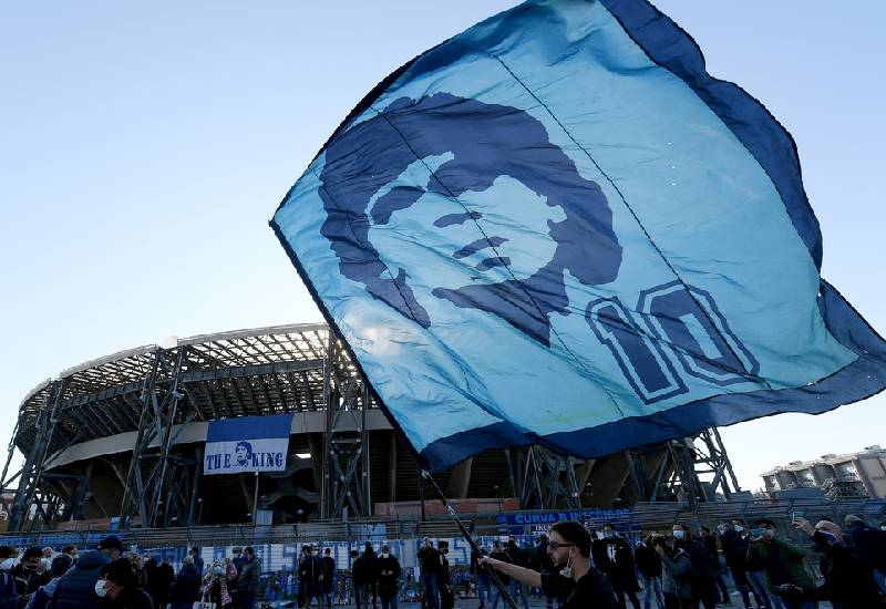 Men only: Memories of Maradona and five-a-side duels