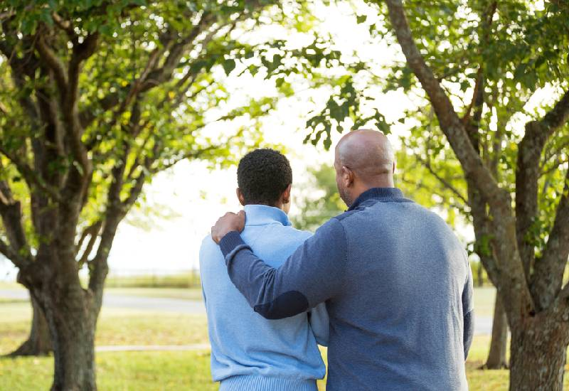Men only: When my father would have turned 75 years old