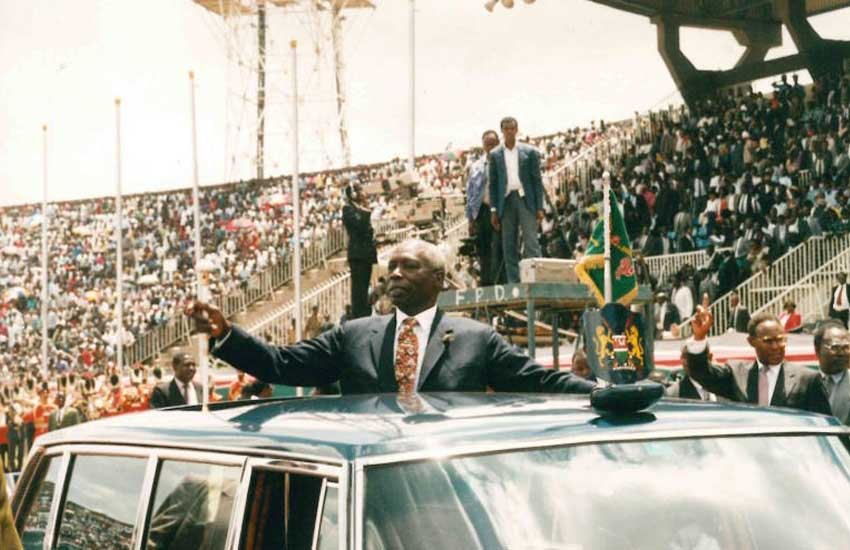 Men only: Why Moi was the 'mightiest' of men