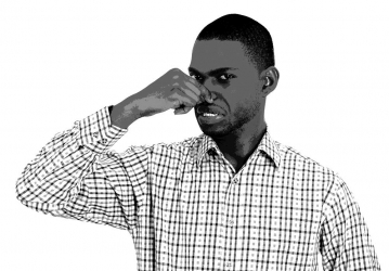 My husband won't be intimate because I smell: Dealing with bad odour