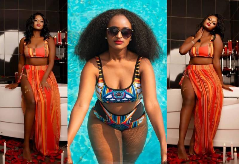 Neema Nkatha: Making sexy bikinis is my dream, I'm living it