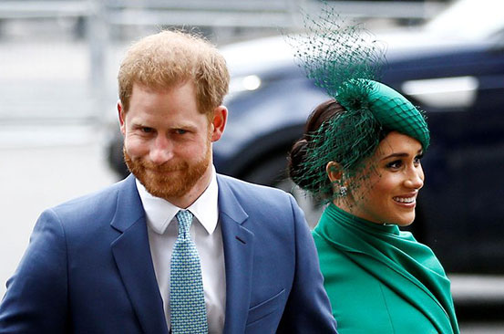 Prince Harry 'felt shocked and isolated with Meghan Markle and Archie' during pandemic