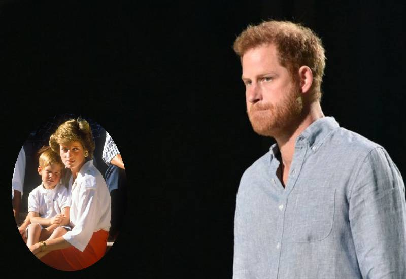 Prince Harry says he quit royal family because of 'what it did' to mum Princess Diana