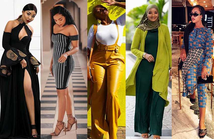 Seven Kenyan female celebrities who are always slaying