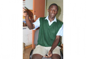 Sheer determination: From dropout to watchman and now Std 8 candidate