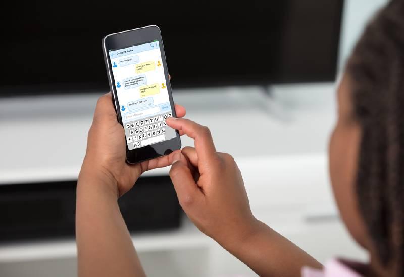Should children have phones?