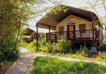 Sweet escape to Wattle Blossoms Lodge in Athi River town