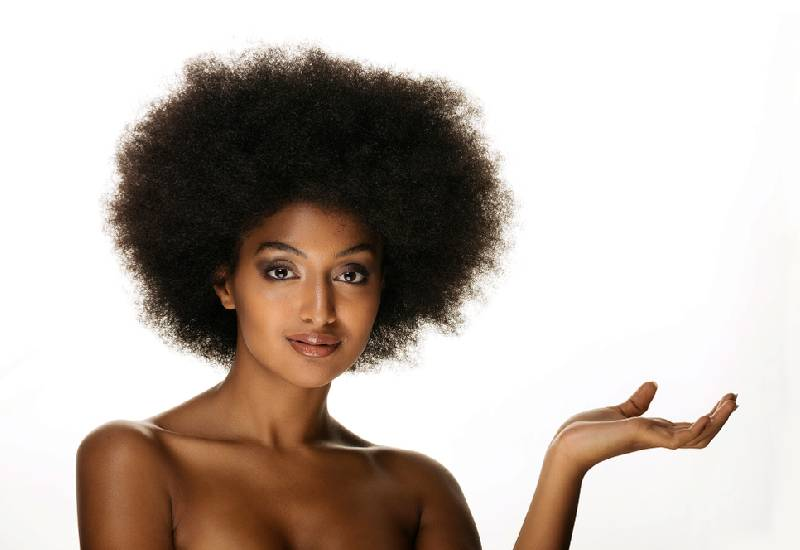 Three modern style tips for natural hair