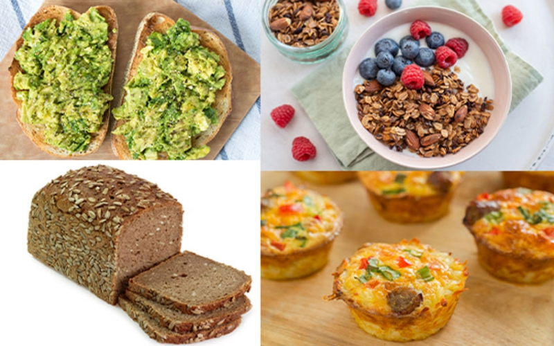 Breakfast with benefits: How to make your first meal of the day healthier