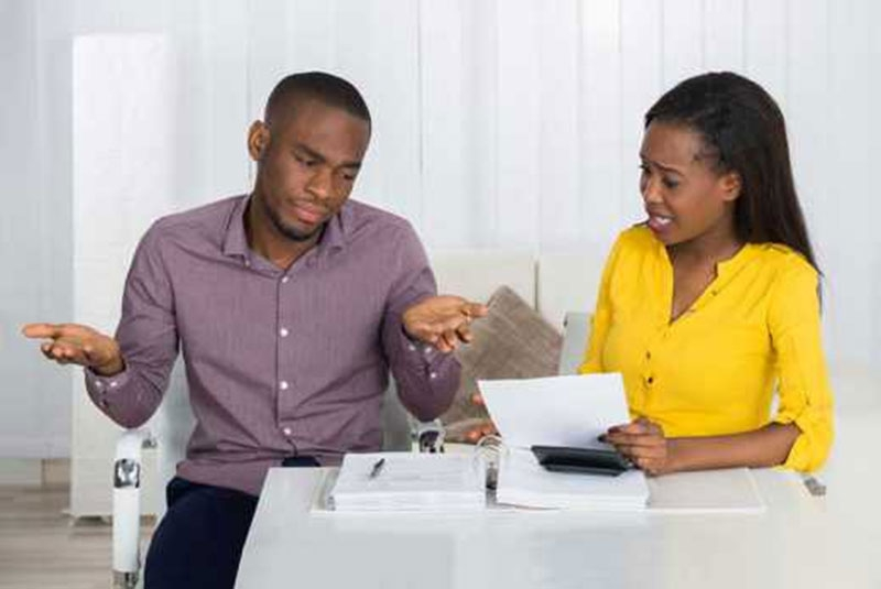 Can a relationship survive if the woman is making more money than the man?