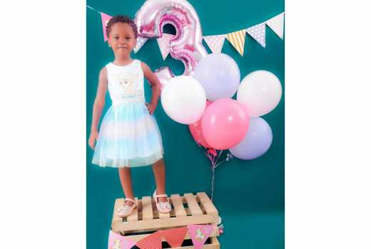 Cute photos of Hamisa Mobeto's daughter as she turned three