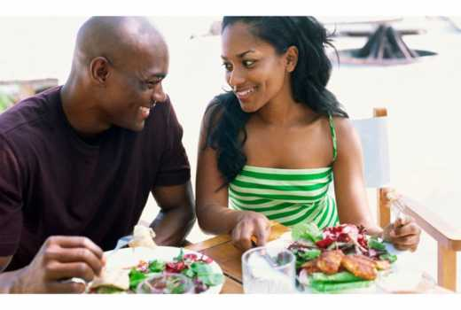Foods you should never order on a first date