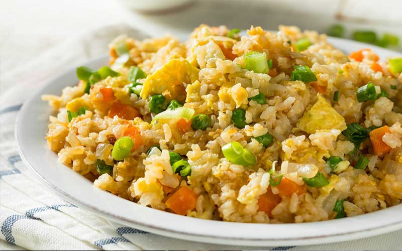 Easy recipes for meals under Sh.500: Egg fried rice