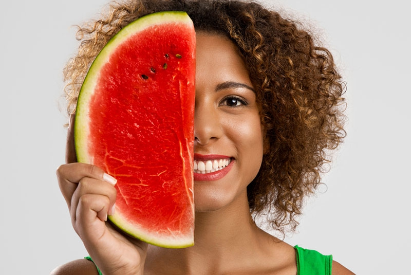 Eight beauty benefits of eating watermelon