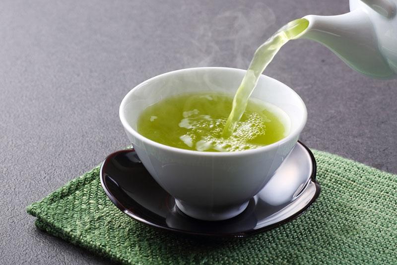 Eight important health benefits of green tea