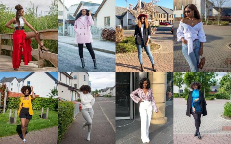 Fashion Friday Inspo: Mbaire Wangui, timeless and elegant
