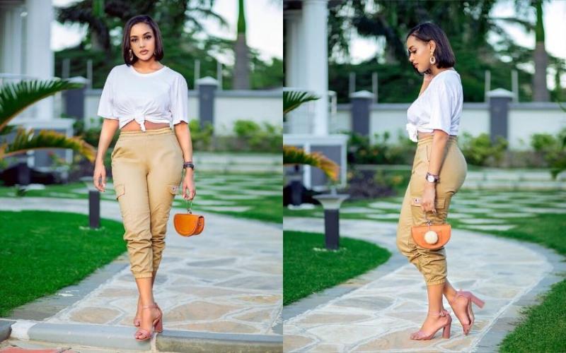 Fashion Friday Inspo: Tanasha Donna's super stylish snapback