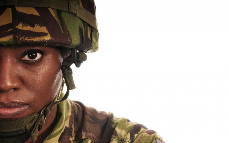 Female soldiers wanting to suppress periods face barriers