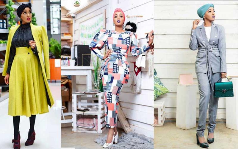Fashion inspo: Idil Safina, modest wear designer