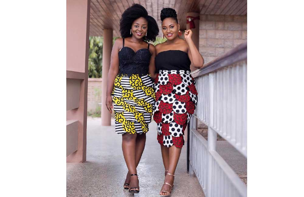 Kitenge Skirt Designs Have Just Been Expanded Here S The Newest Trend Eve Woman