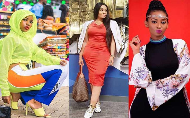 Instagram fashion roundup featuring Zari, Sarah Hassan and Just Kaninte