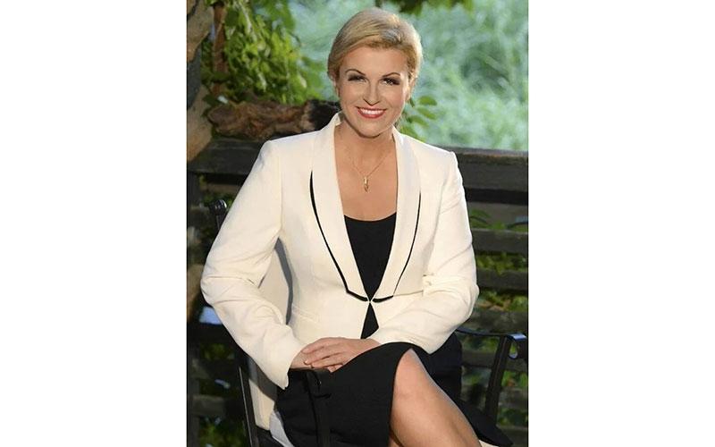 Interesting facts about Kolinda Grabar-Kitarovic, the sexy Croatian president