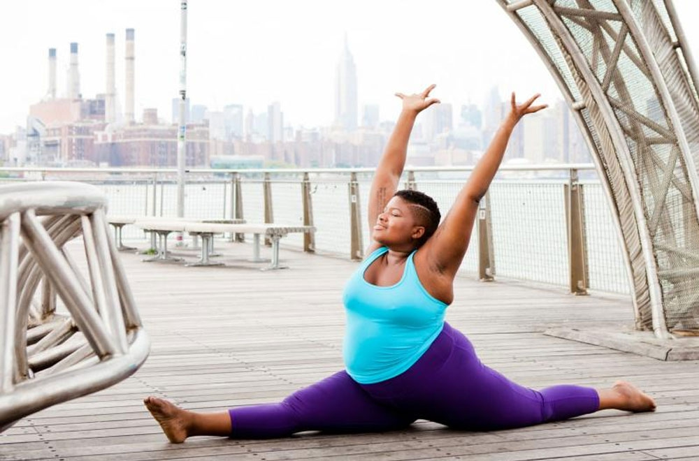 Jessamyn Stanley: Yoga for every body