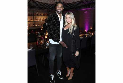 Khloe Kardashian welcomes baby girl with Tristan by her side days after cheating allegations