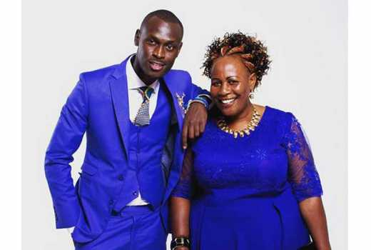 King Kaka sends the most beautiful message to his mother on her 54th birthday and it's all love