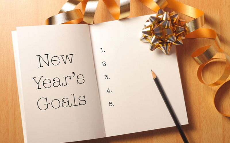 Love it: Work family and friends into your goals