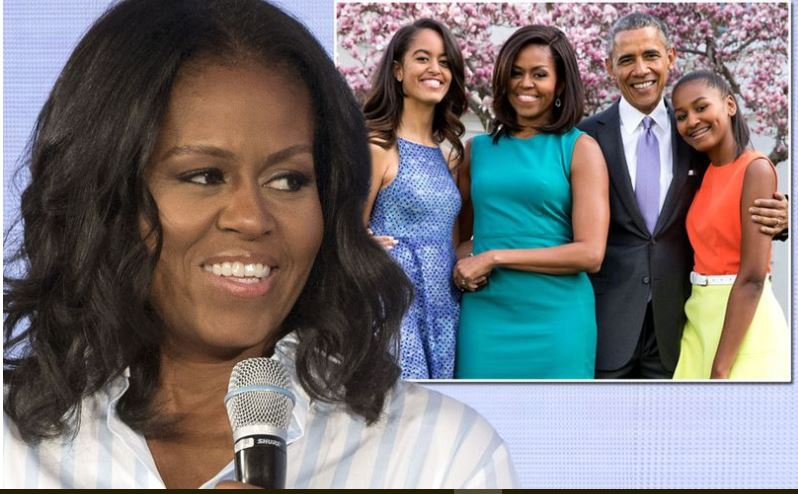Michelle Obama reveals she used IVF to conceive daughters after heartbreaking miscarriage
