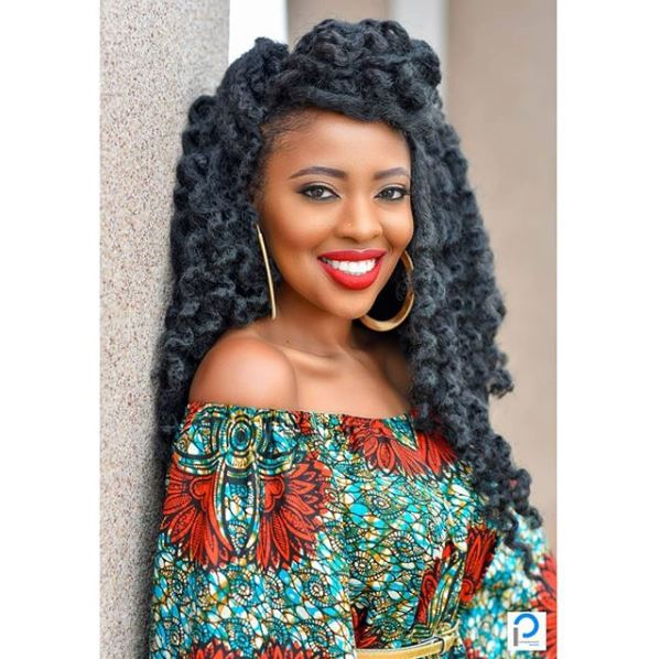 Kambua's hairstlyes that are goals for days
