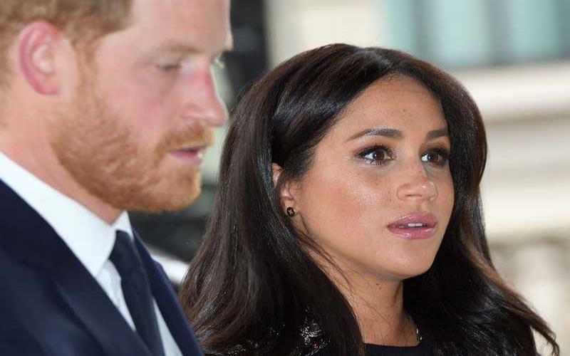 The unflattering new nicknames Meghan Markle is called behind her back