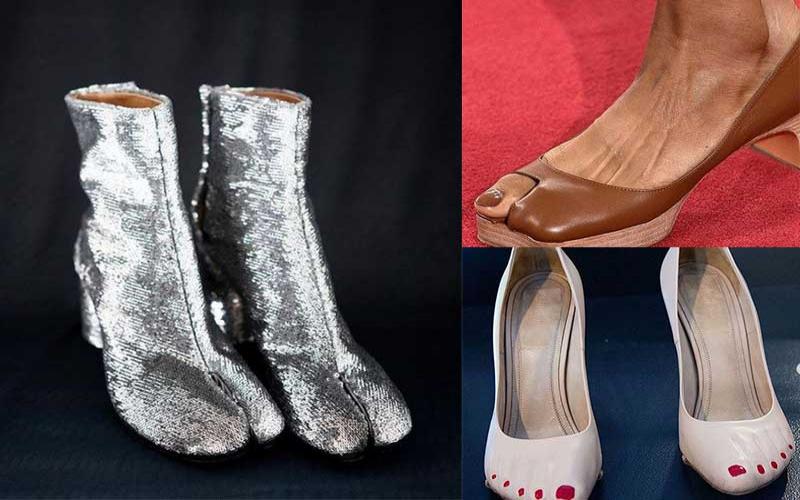 Weird shoe trends you won't believe exist