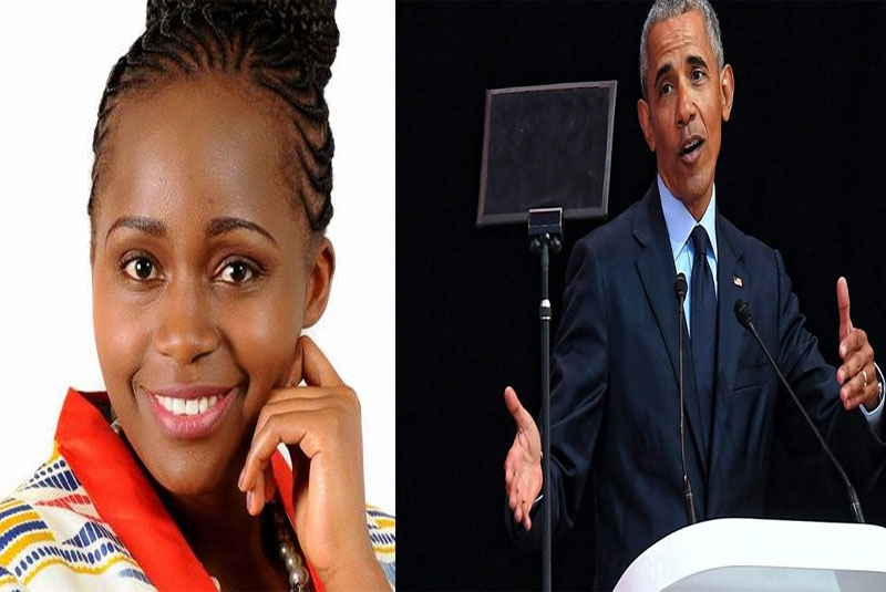 Who is Caren Wakoli? The only Kenyan woman to receive recognition in Obama's Mandela anniversary speech