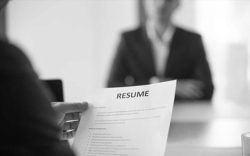 Why firms don't rely on CVs when recruiting staff