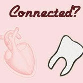 Do clean teeth protect against heart disease?