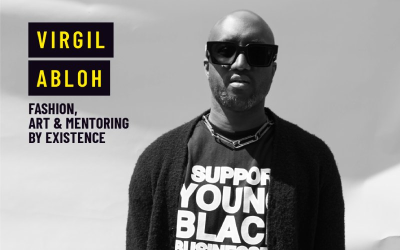 Virgil Abloh discusses equalising creative expression in new Ethical Fashion Podcast