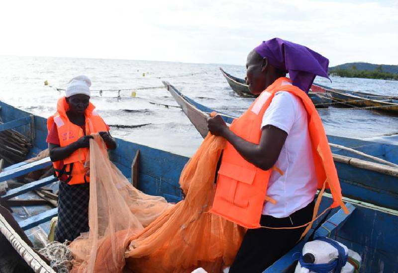 What it takes for women to own fishing boats in Siaya