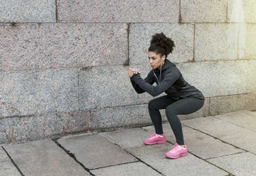 Why every woman should do squats