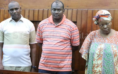 Woman tortured and locked up in same cell as men in Mombasa